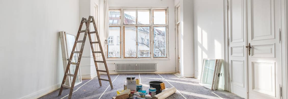 Innenausbau und Malerarbeiten   Mensana Bau GmbH
